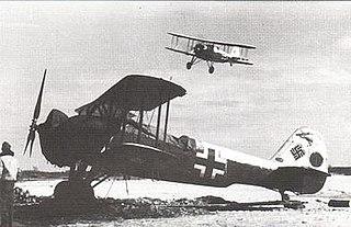 Heinkel He 50 German World War II-era dive bomber
