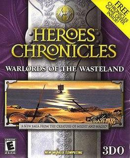 <i>Heroes Chronicles</i>