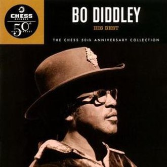 His Best (Bo Diddley album) - Image: His Best Bo Diddley