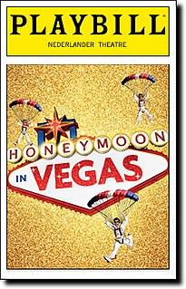 <i>Honeymoon in Vegas</i> (musical)