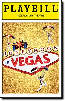 Honeymoon In Vegas Playbill.jpg