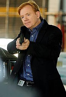 Horatio Caine Fictional character on American television series CSI: Miami