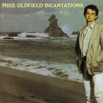 Incantations (album) - Image: Incantations (Mike Oldfield album cover art)