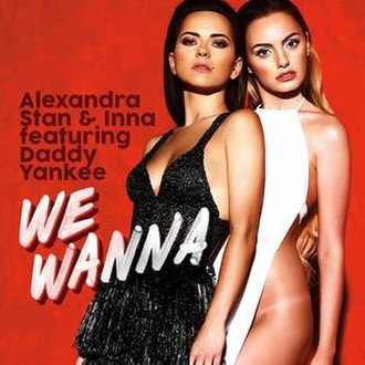 Inna & Alexandra Stan featuring Daddy Yankee — We Wanna (studio acapella)