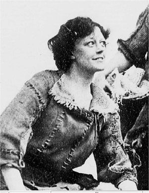 Irene Vanbrugh - As Lady Mary in The Admirable Crichton, 1902