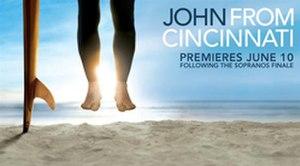 John from Cincinnati - Image: JFC Promo