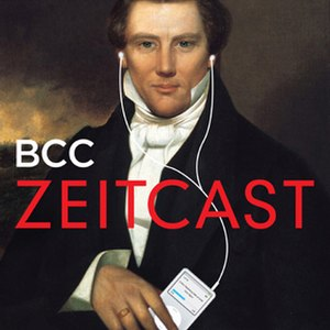 By Common Consent - Coverart for the BCC Zeitcast, by Matt Page