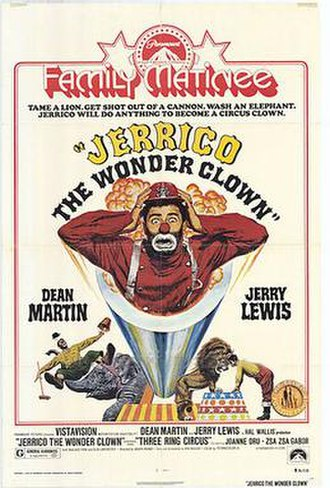 3 Ring Circus - Theatrical poster for the 1978 re-release.