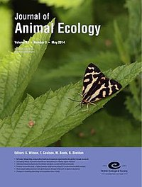 Journal of Animal Ecology cover, Volume 83, Issue 3.jpg