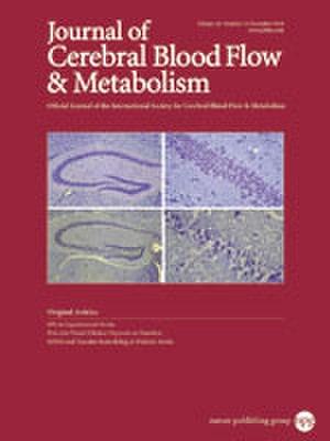 Journal of Cerebral Blood Flow & Metabolism - Image: Journal of Cerebral Blood Flow & Metabolism