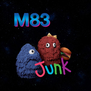 Junk (M83 album) - Image: Junk (Front Cover)