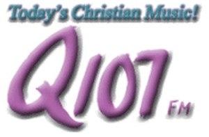 KKEQ - former Q107 logo