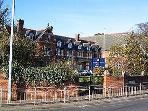 King Edward VI Grammar School, Chelmsford - Image: Kegschelmsford