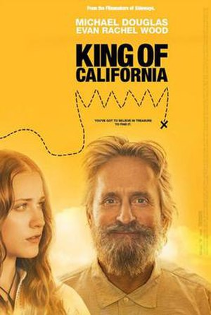 King of California - Theatrical release poster