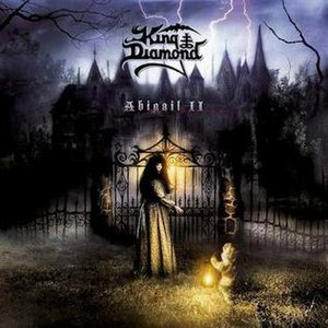 Abigail II: The Revenge - Image: Kingdiamond abigail 2
