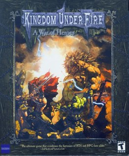 <i>Kingdom Under Fire: A War of Heroes</i> 2001 video game
