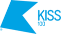 Kiss 100's logo from 2006 to present.