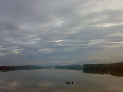 Korapuzha river - The Entrance to North Malabar Region - was considered as the cordon sanitaire between the North and South Malabar in the erstwhile district of Malabar