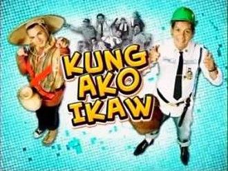 Kung Ako Ikaw - Title card