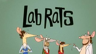 <i>Lab Rats</i> (British TV series)
