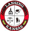 Official seal of Lansing, Kansas