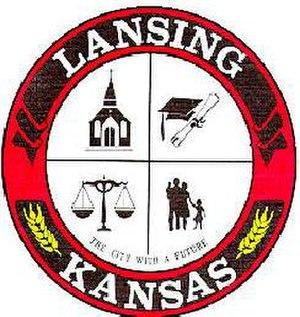 Lansing, Kansas - Image: Lansing, Kansas seal 2015
