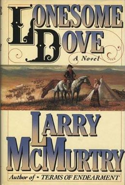 Picture of a book: Lonesome Dove