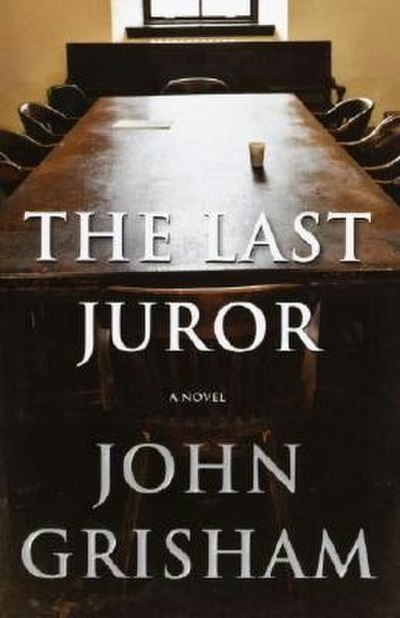Picture of a book: The Last Juror