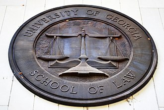 University of Georgia School of Law - Image: Lawschoolseal