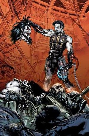 Lobo (DC Comics) - Image: Lobo new impostor