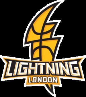 London Lightning - Image: London Lightning NBL