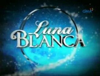 Luna Blanca - Title card