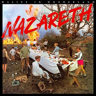 Malice in Wonderland (Nazareth album) - Image: Malice in Wonderland