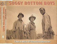 Man of Constant Sorrow by The Soggy Bottom Boys - single cover.jpg