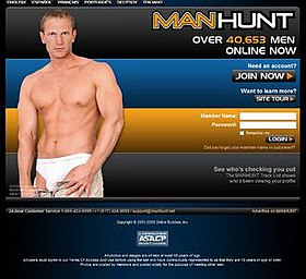 manhunt chat gay