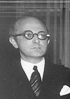 Marcel-Henri Jaspar Belgian politician