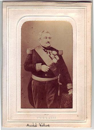 Jean-Baptiste Philibert Vaillant - 19th century carte de visite.