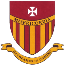 Maricourt Catholic High School Crest.png