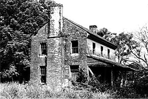 McGehee–Stringfellow House - The house in September 1979