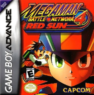 Mega Man Battle Network 4 - Image: Mega Man Battle Network 4