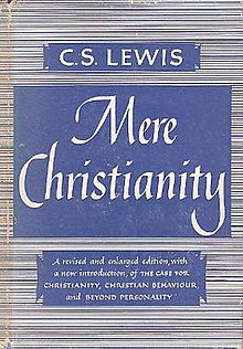 thesis of mere christianity