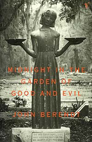 Midnight in the Garden of Good and Evil - The cover of the 1994 book, which features the Bird Girl sculpture.