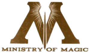 Ministry of Magic - Image: Ministry of magic logo