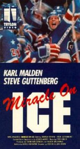 Miracle on Ice (1981 film) - Videotape box cover art