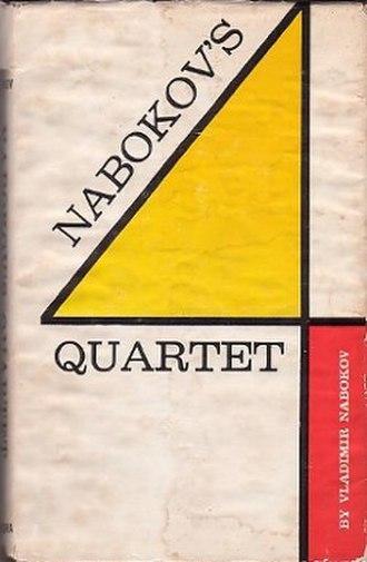 Nabokov's Quartet - First edition