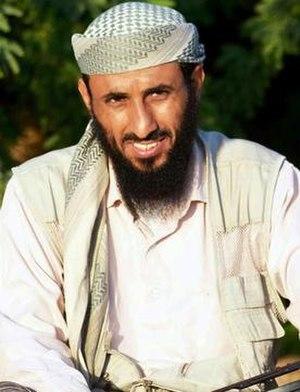 Nasir al-Wuhayshi - Nasir al-Wuhayshi in 2012.