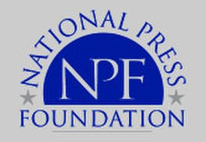 National Press Foundation - Image: National Press Foundation Logo