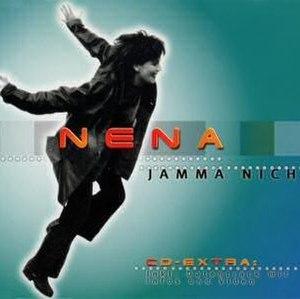 Jamma nich - Image: Nena Jamma Nich Cover