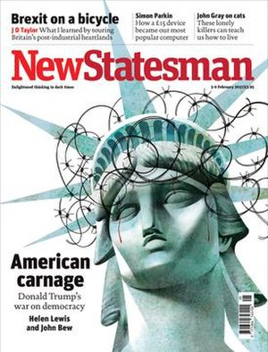 New Statesman - Image: New Statesman Centenary