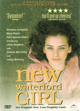 New Waterford Girl - Film poster